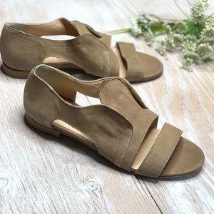 New FREE PEOPLE Slip on leather Sandal